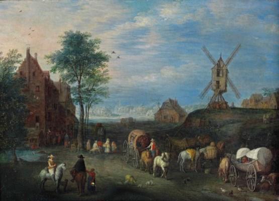 Joseph van Bredael (Antwerp 16
