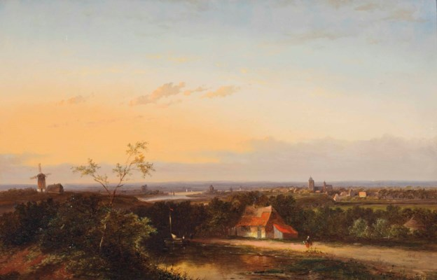 Jan Evert Morel (II) (Amsterda
