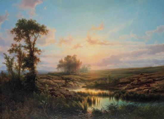 Cornelis Lieste (Haarlem 1817-