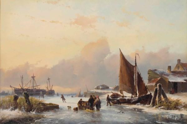 Louis Meijer (Amsterdam 1809-1