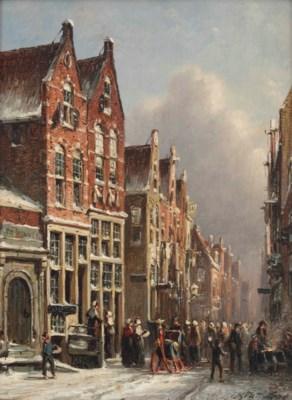 Petrus Gerardus Vertin (The Ha