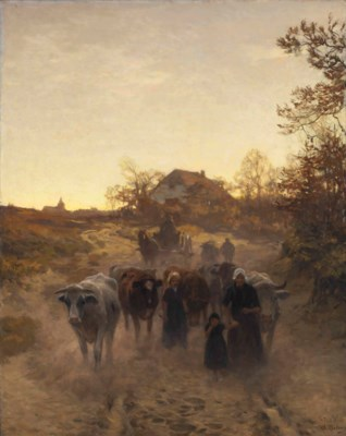Willem Bastiaan Tholen (Amster