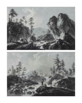 Jean Pillement (Lyon 1728-1808