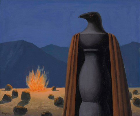 rene magritte essay Automatism and veristic surrealism comparison rene magritte and max ernst if you are the original writer of this essay and no longer wish to have the essay.