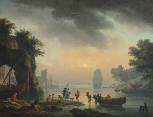 Claude Joseph Vernet (Avignon
