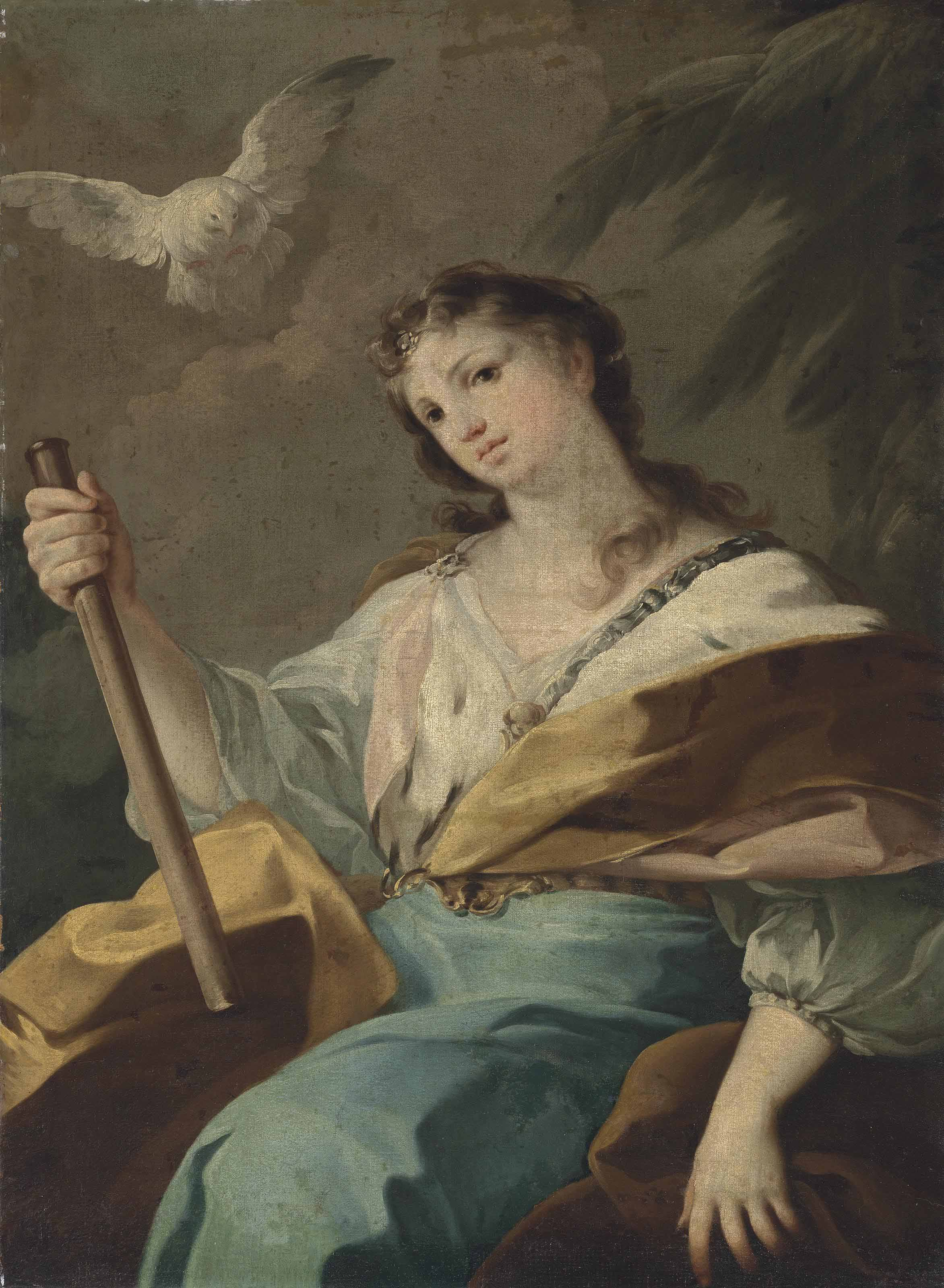 Allegory of Peace and Fortitude