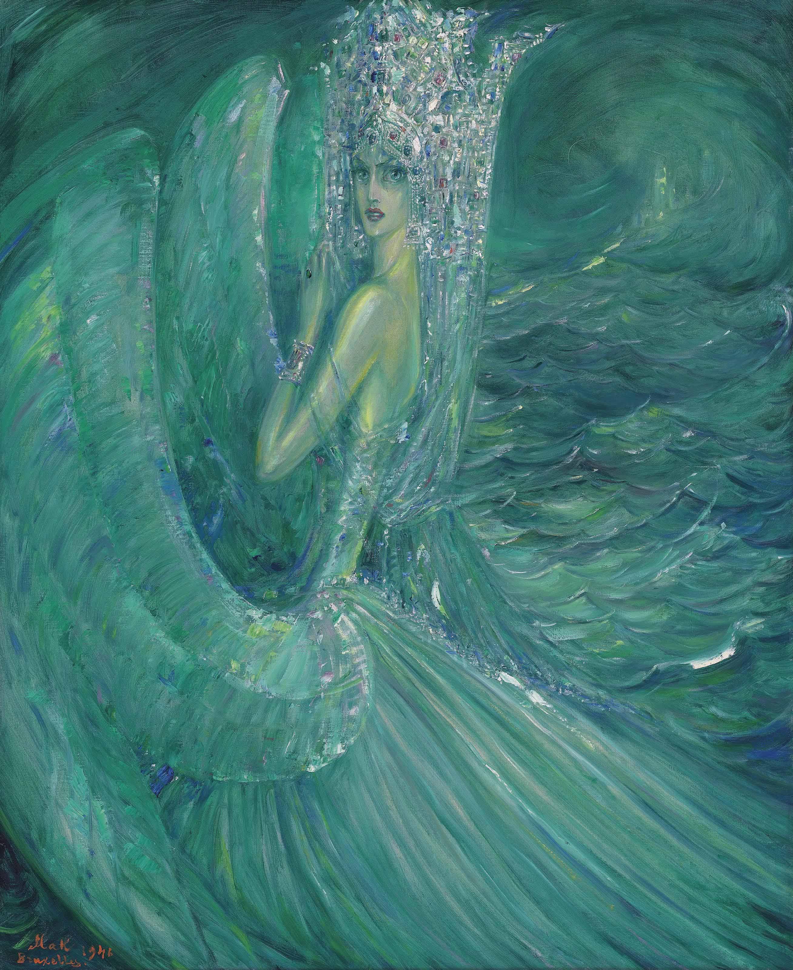 The Swan Princess