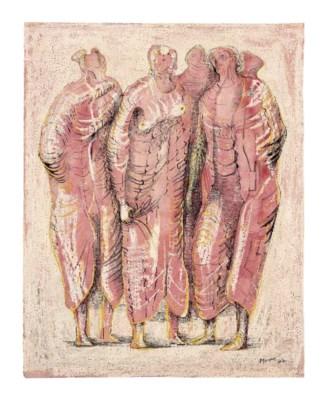Henry Moore, O.M, C.H. (1898-1