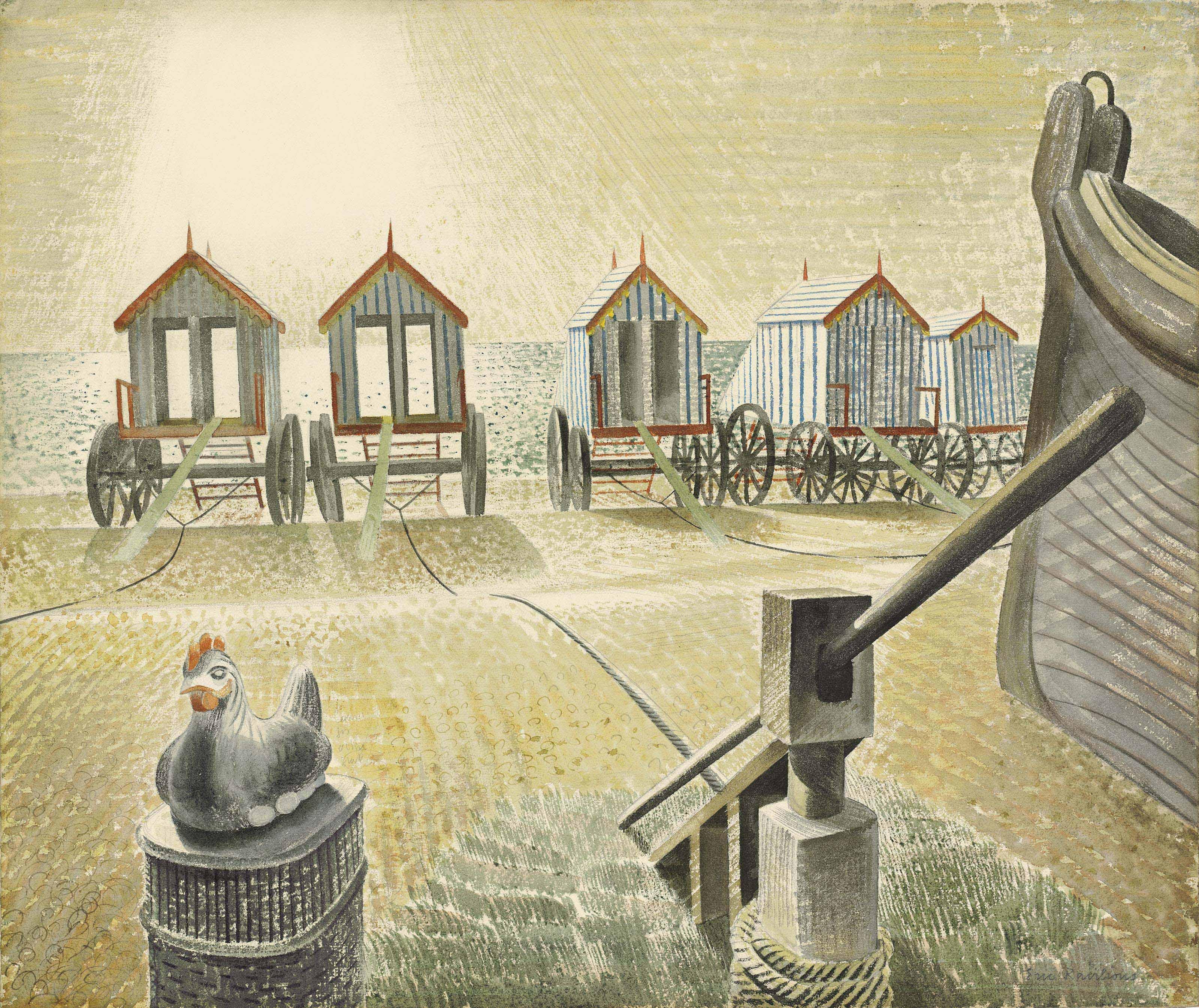 Aldeburgh Bathing Machines