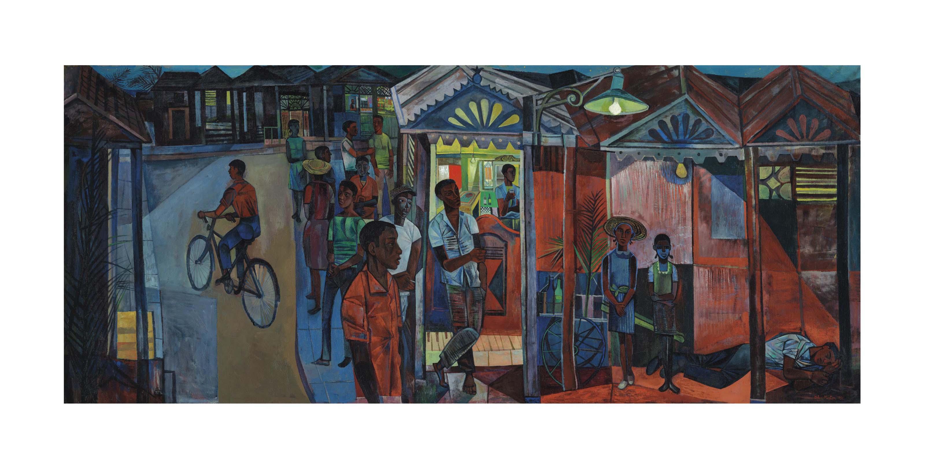 Jamaican Village