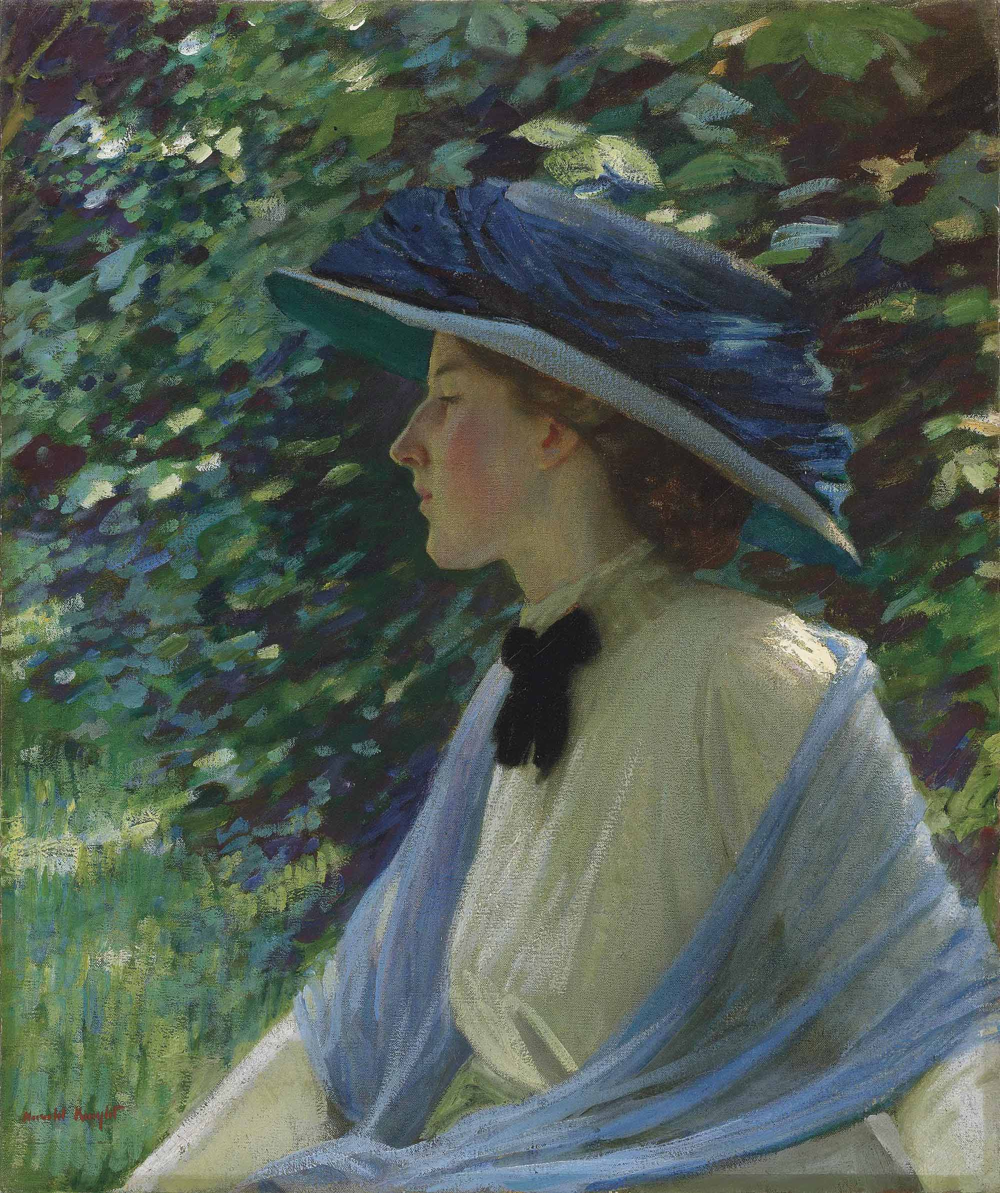 Portrait of Florence