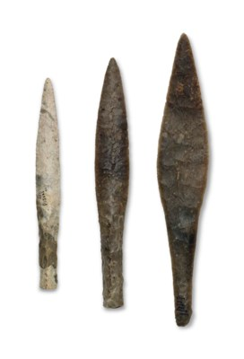 THREE NEOLITHIC SCANDINAVIAN F