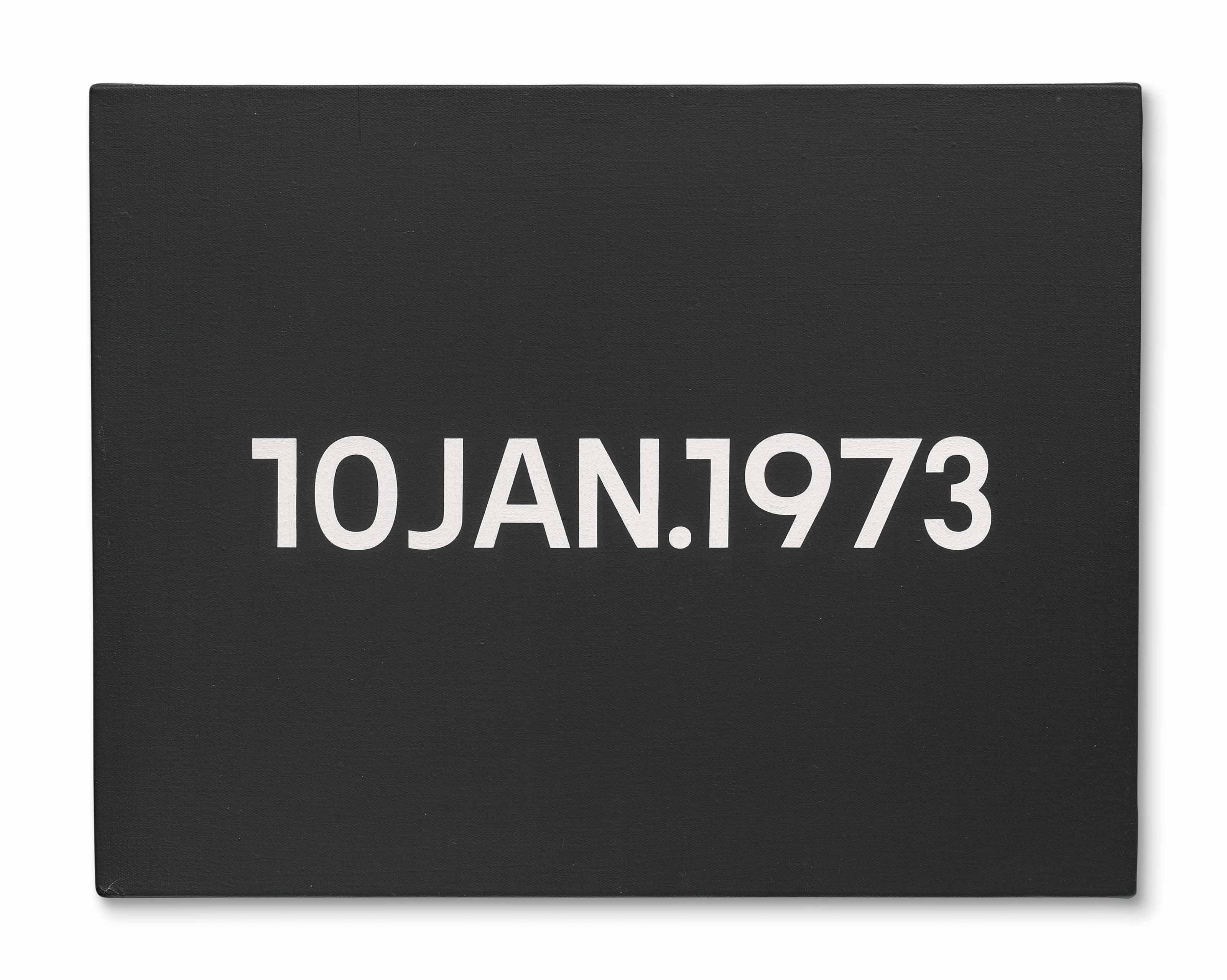 10 Jan. 1973