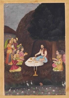 SULTAN IBRAHIM ADHAM VISTED BY