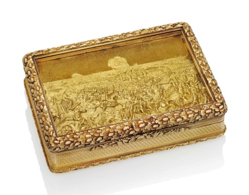 A REGENCY GOLD PRESENTATION SN