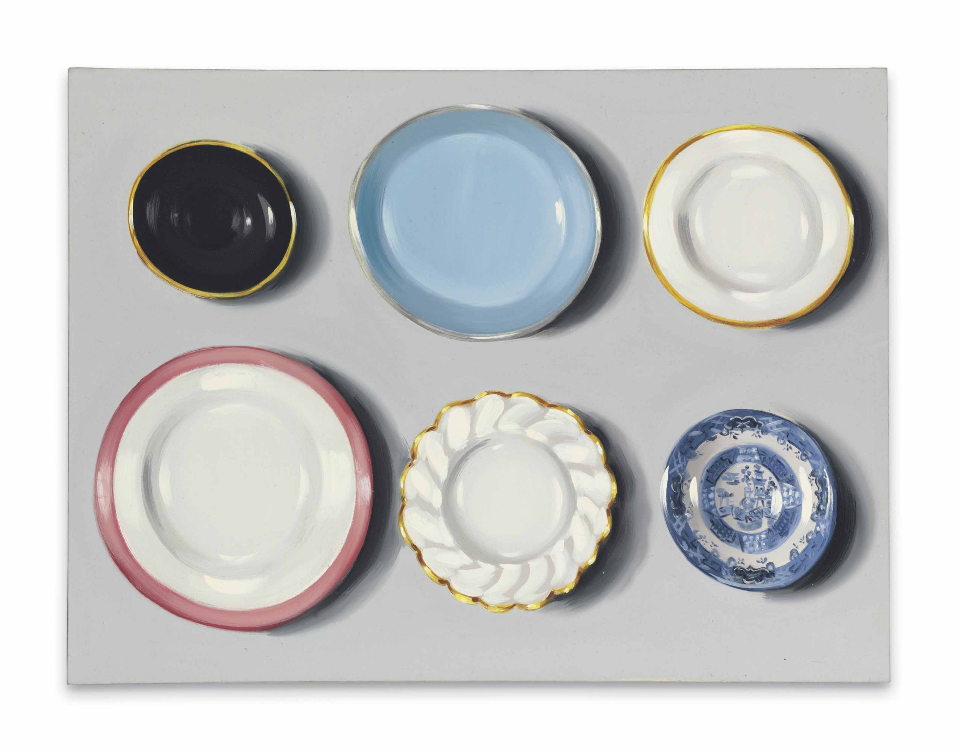 Untitled (Plates)