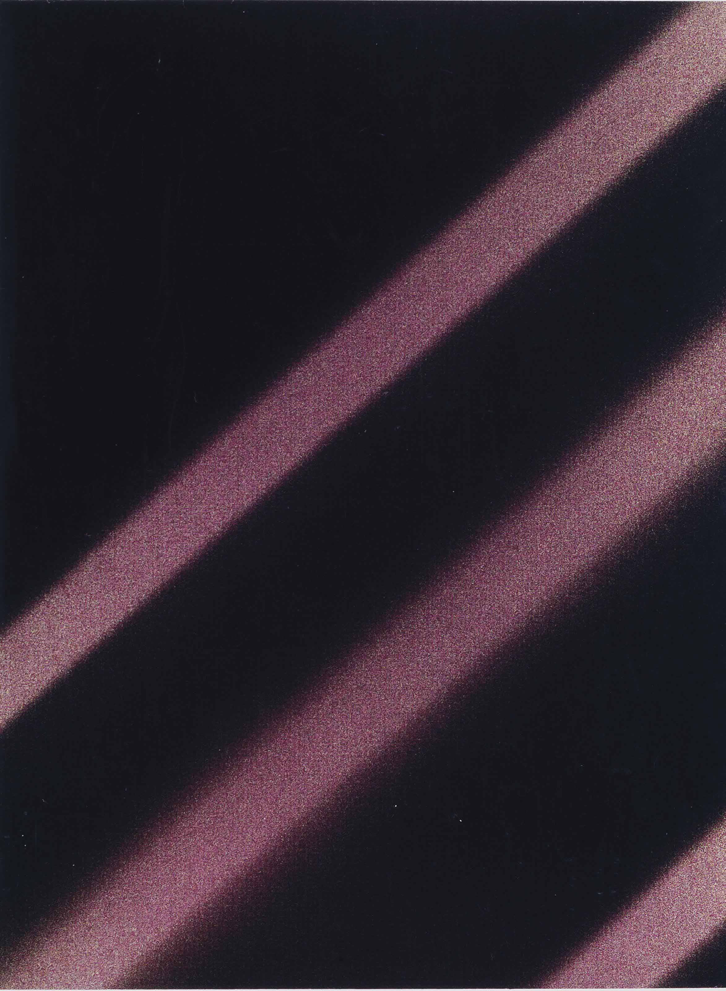 X-Ray Amethyst *(photographic transparency, LAX/JKF/JFK/LAX, 240 0.7rp 6.0 6.9 #BB6C8A)