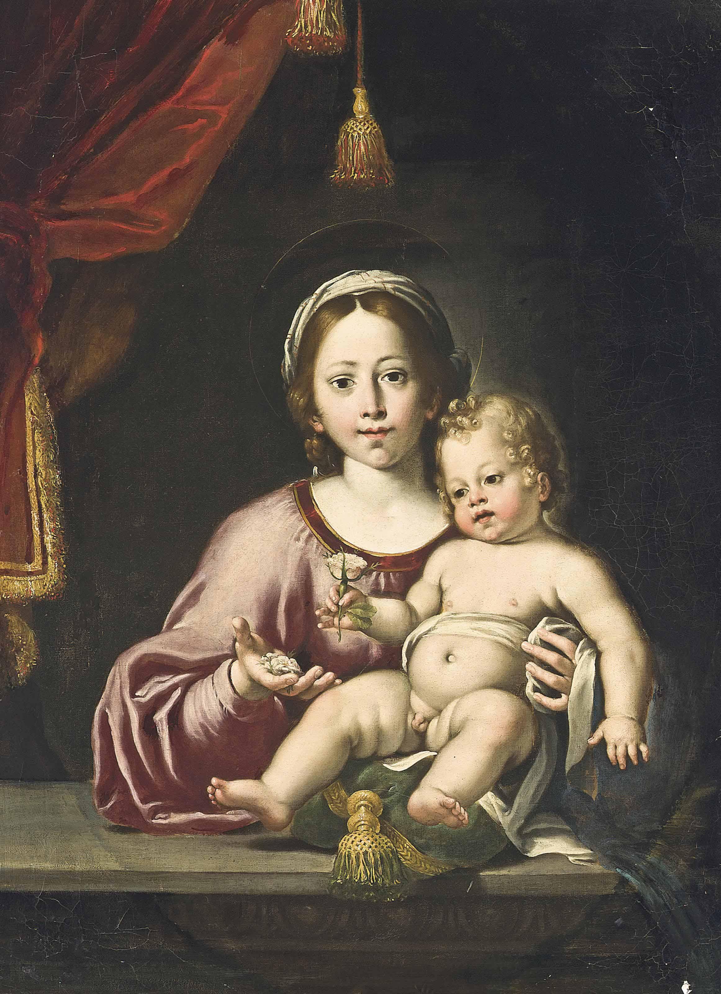 The Madonna della Rosa