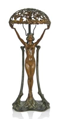 AN ADOLF POHL (1872-1930) ART