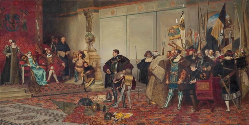Sir James Dromgole Linton, P.R