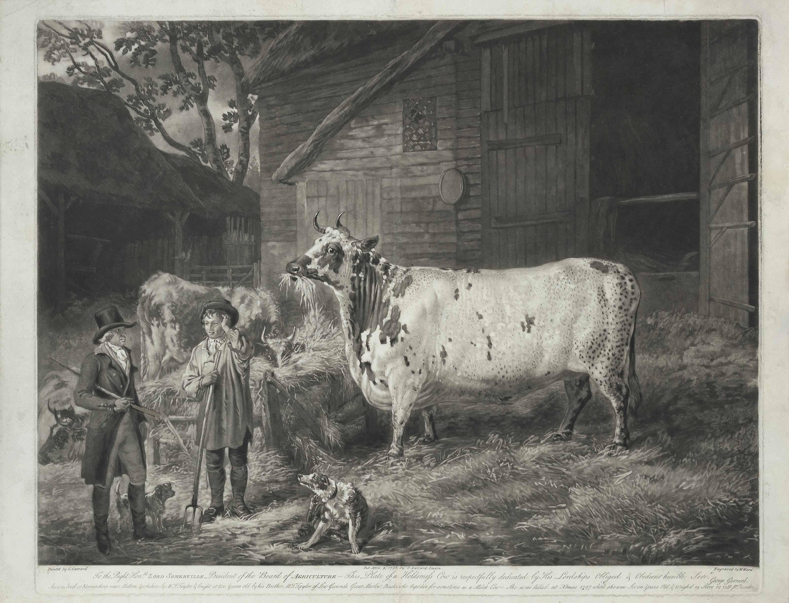 William Ward (1766-1826), afte