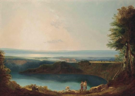 Circle of Joseph Farington, R.