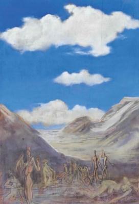 Austin Osman Spare (1886-1956)