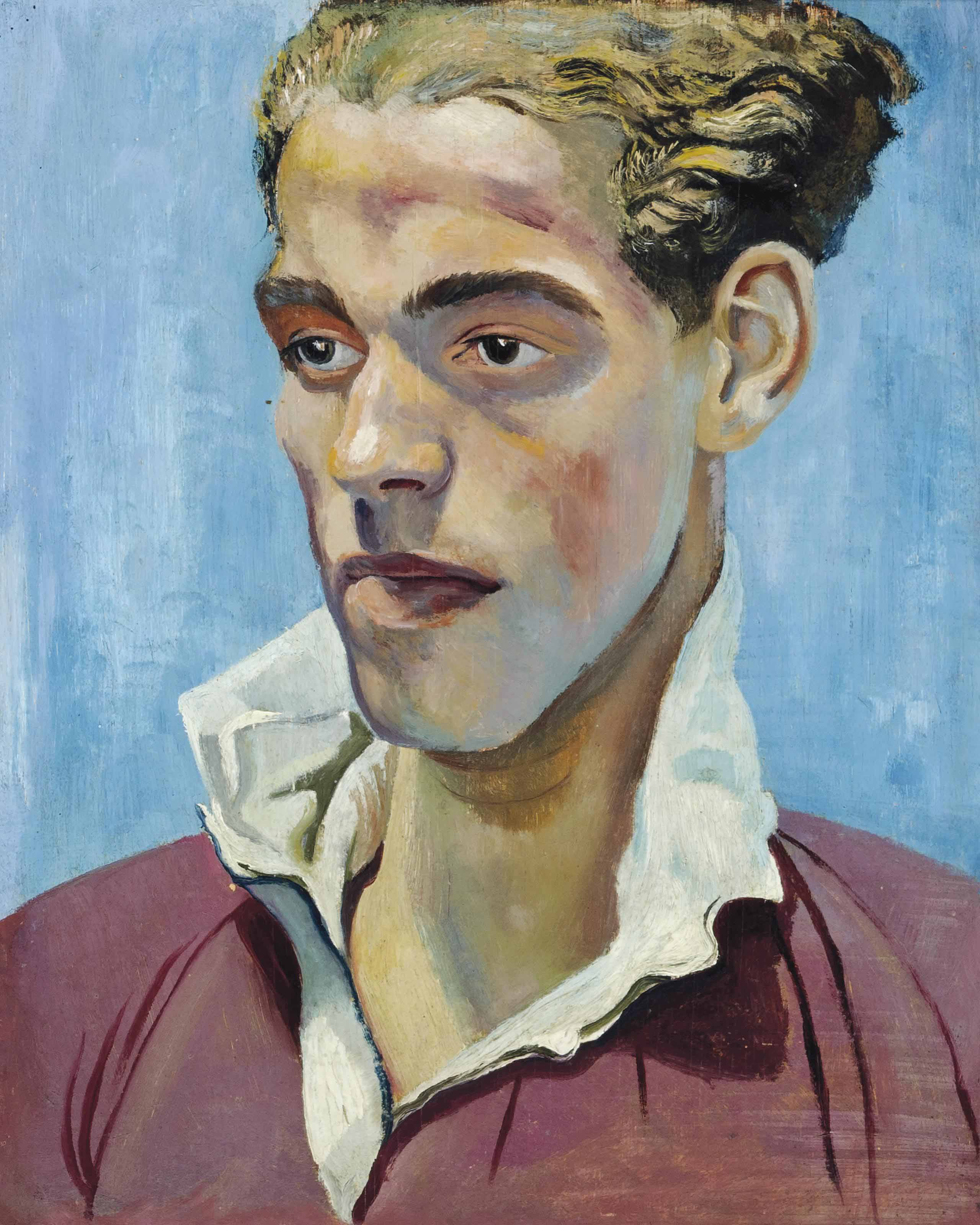 John, the artist's brother