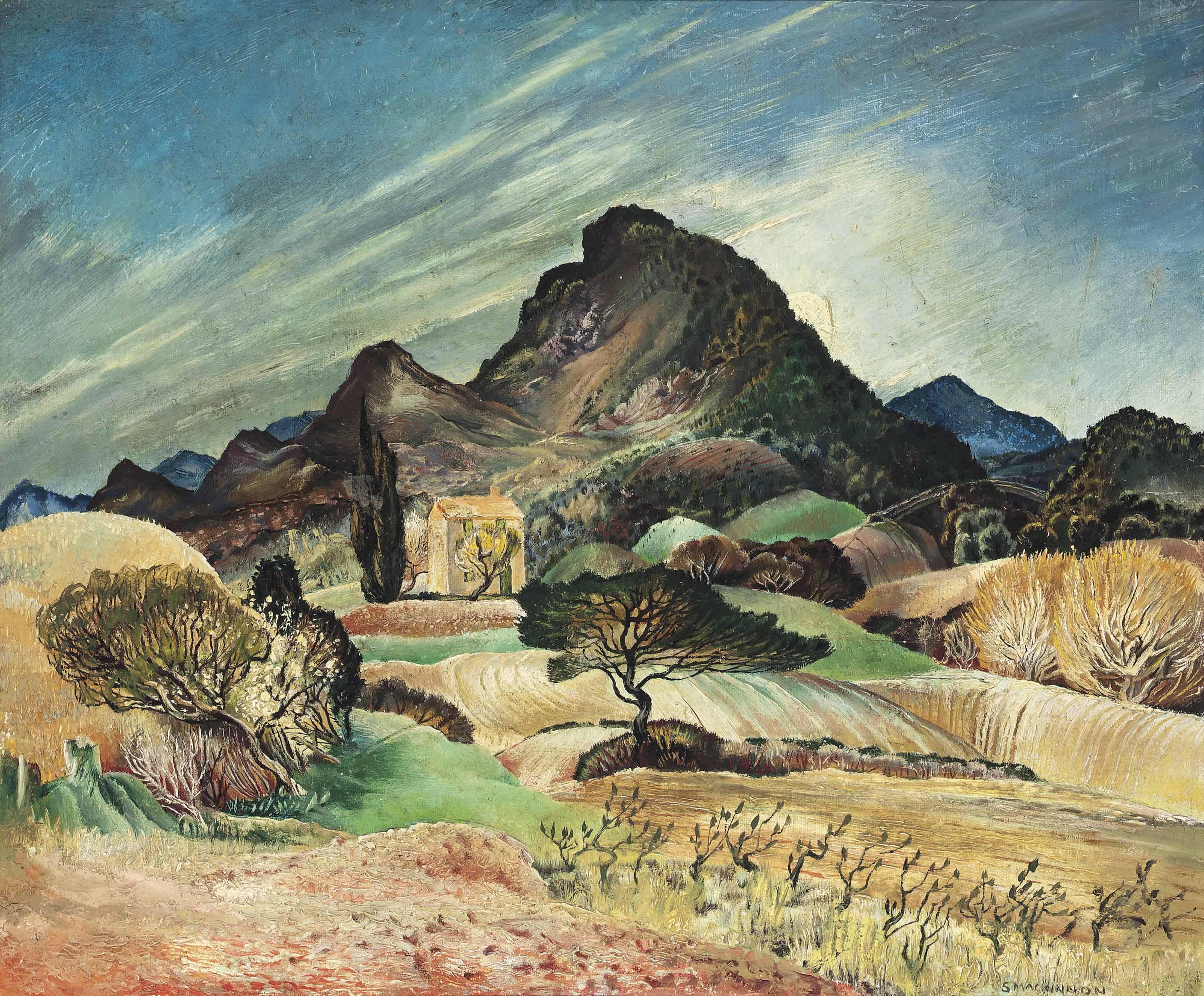 The Peak, Provence