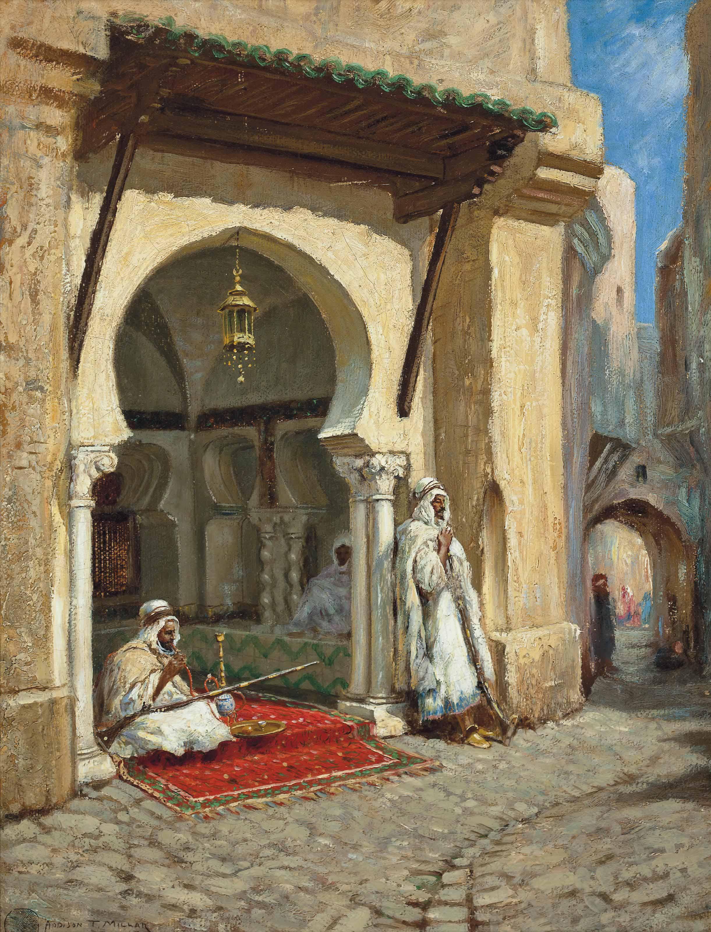 In the Medina