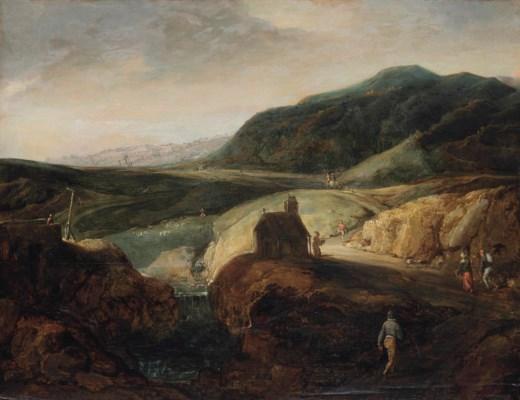 Studio of Joos de Momper II (A
