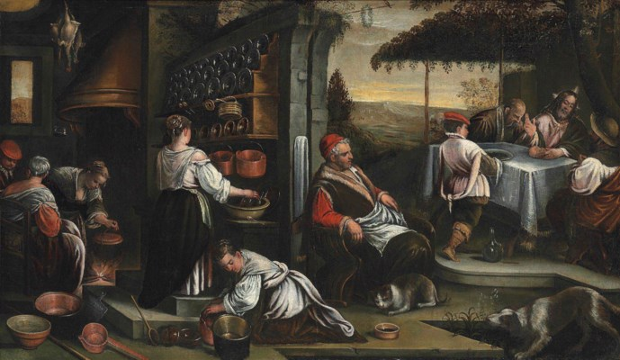Studio of Jacopo Bassano (Bass