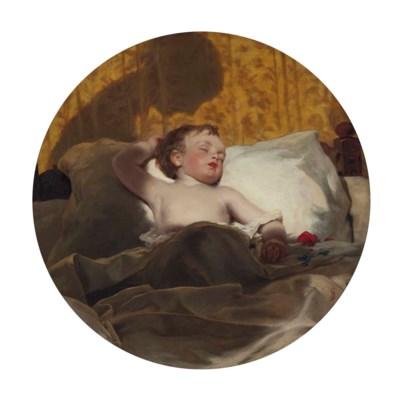 James Sant, R.A. (1820-1916)