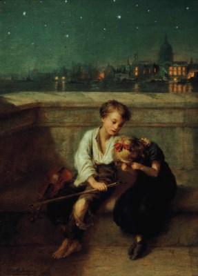Augustus Edwin Mulready (fl. 1