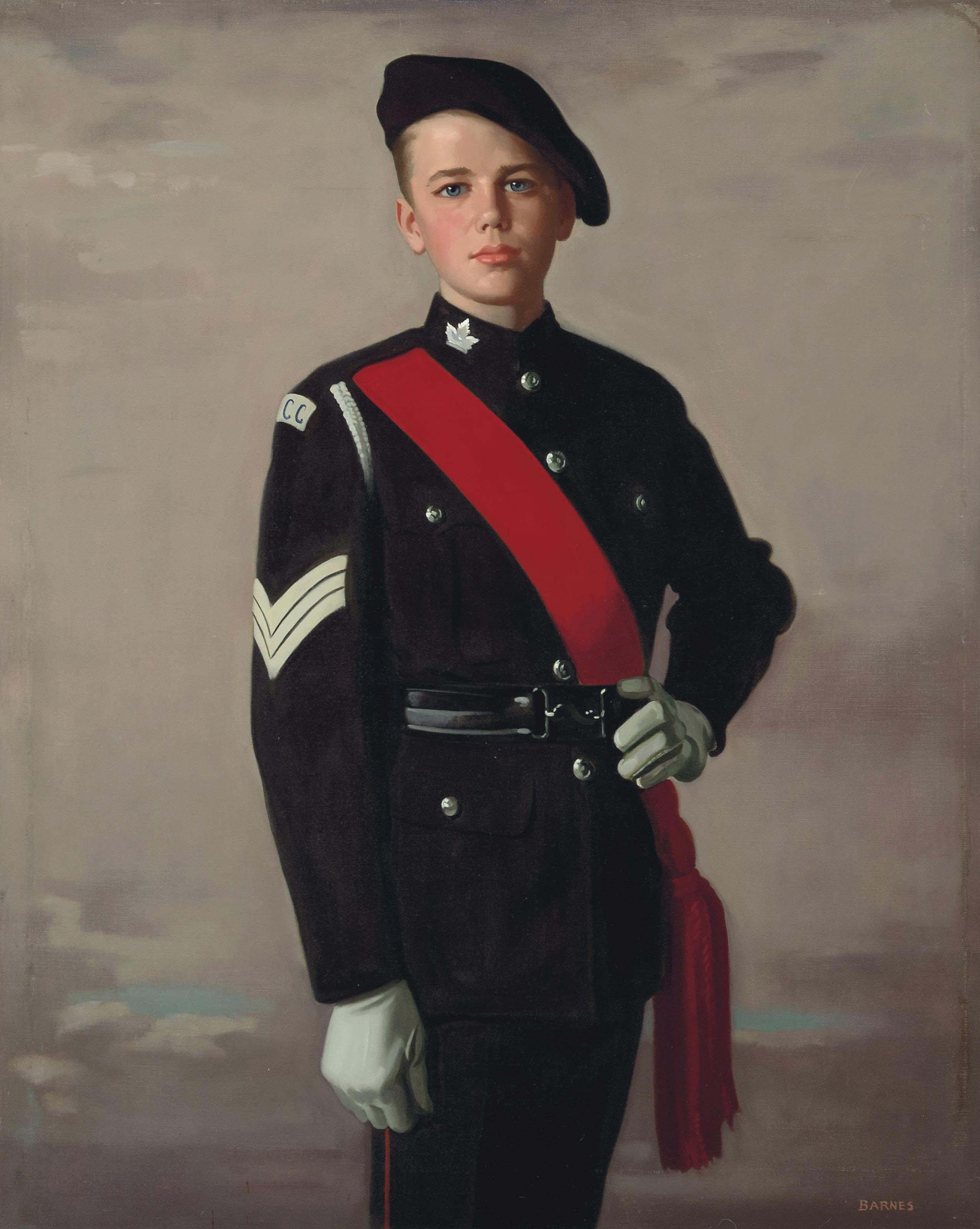 An Upper Canada Cadet