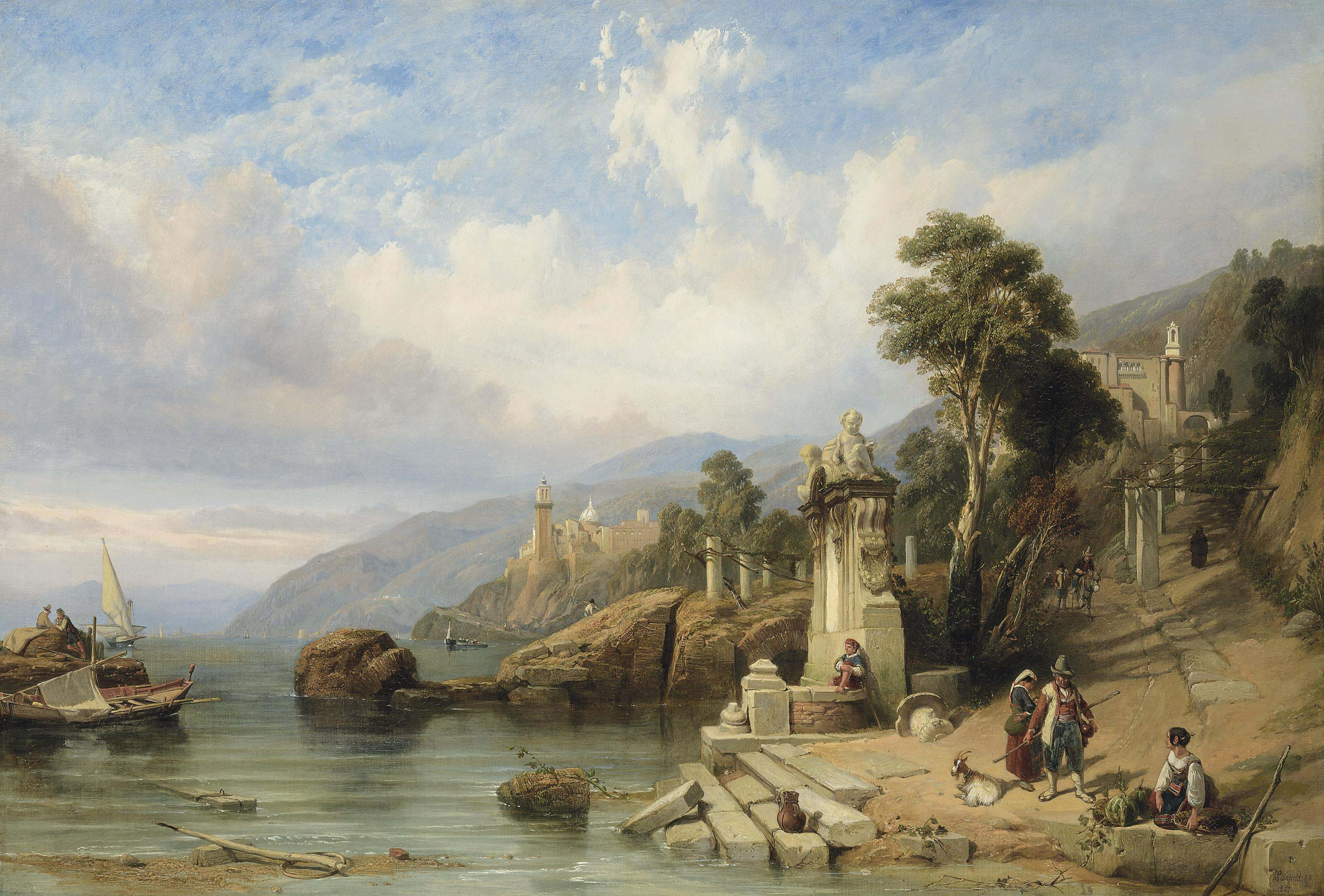 Cetara, Gulf of Salerno