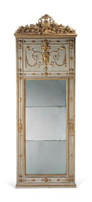 AN ITALIAN NEOCLASSICAL CARVED