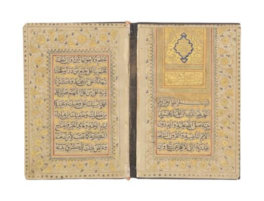 A PRAYER BOOK