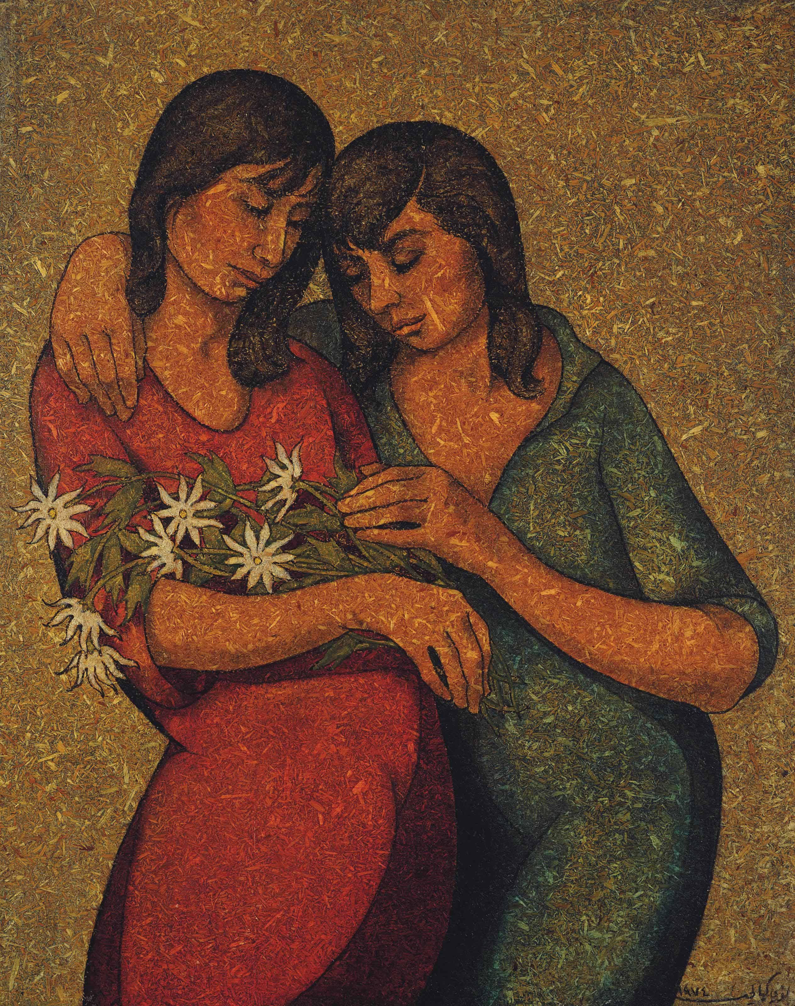 Al Shakikatan (The Sisters)