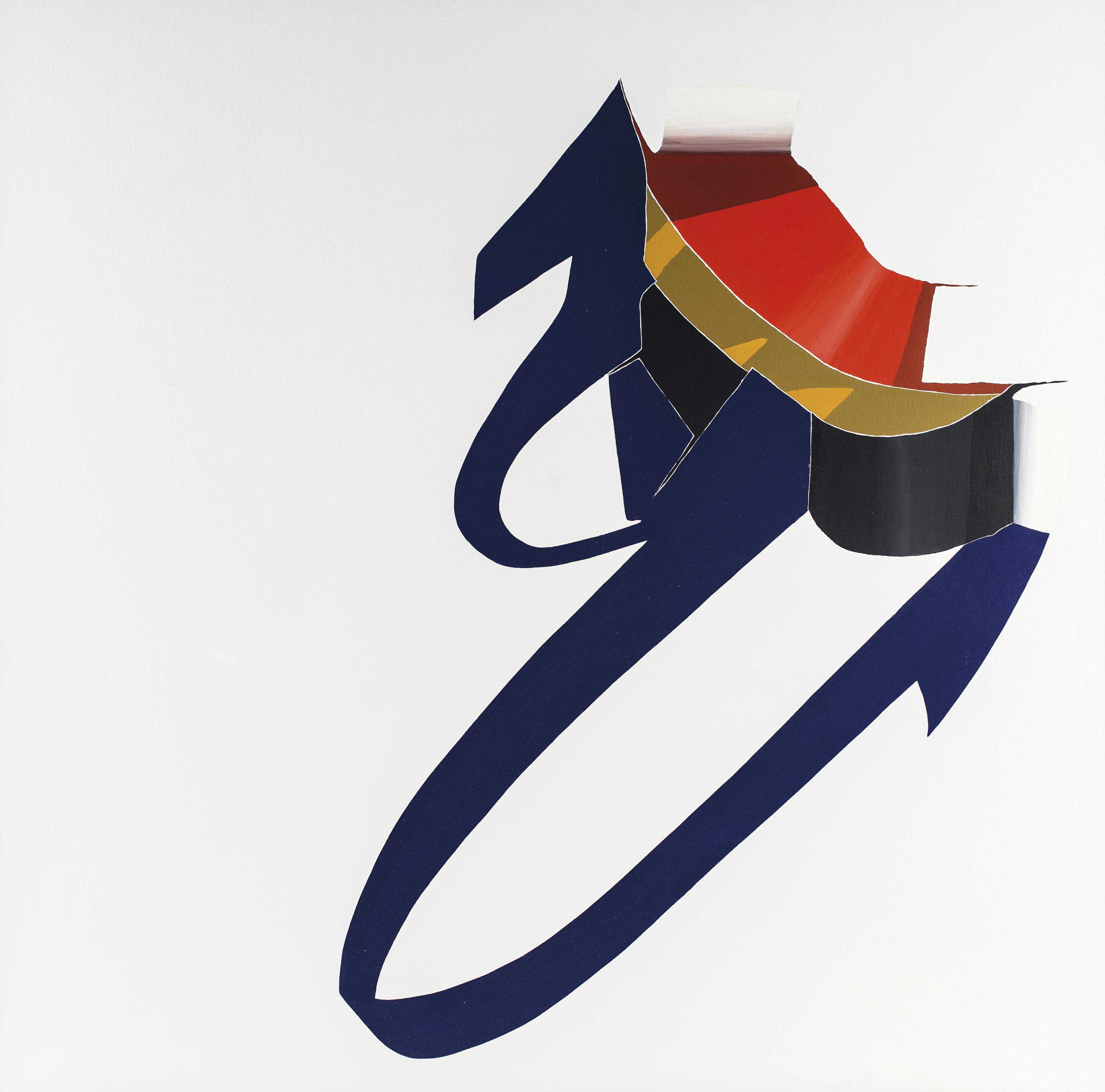 Arabian Horse (from the Ribbons series)