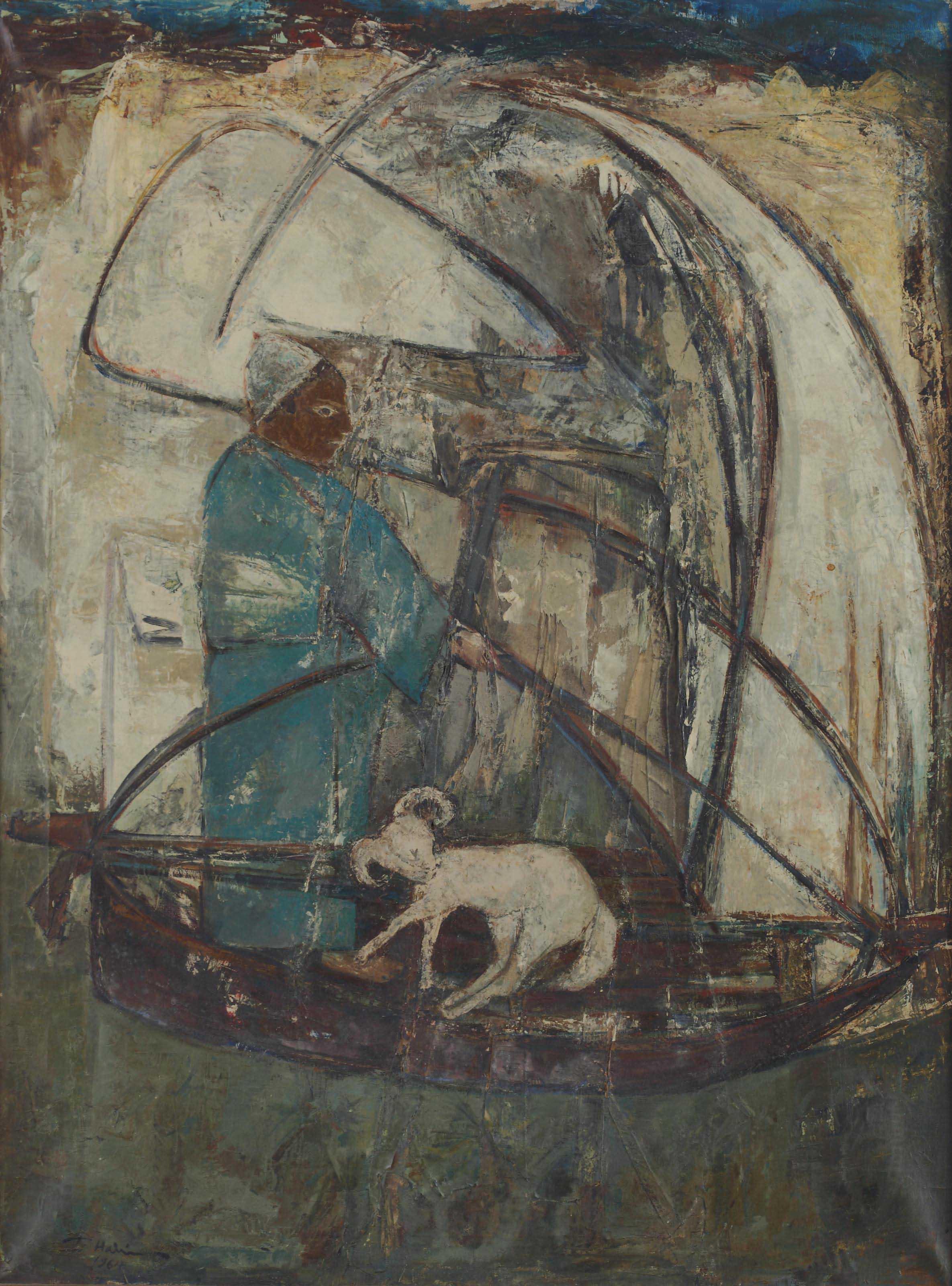 Al Murakibi (The Boatman)