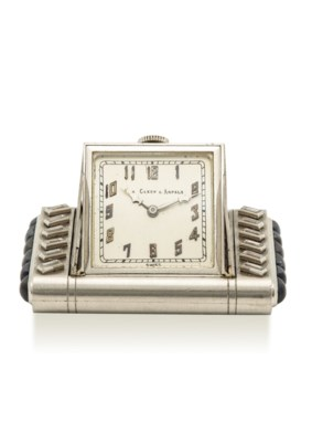 MONTBLANC. A VERY FINE 18K PIN