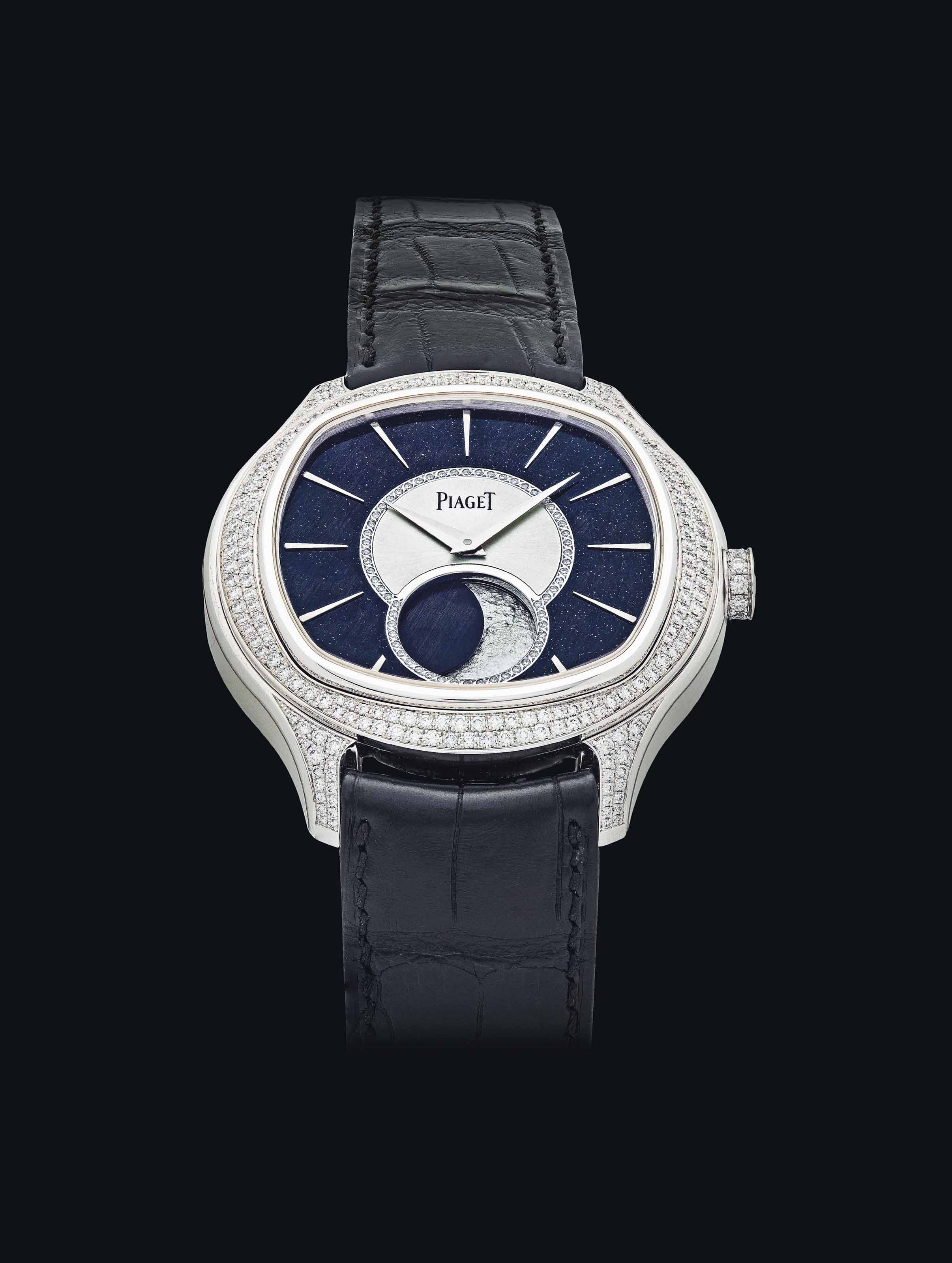PIAGET. AN IMPRESSIVE AND VERY