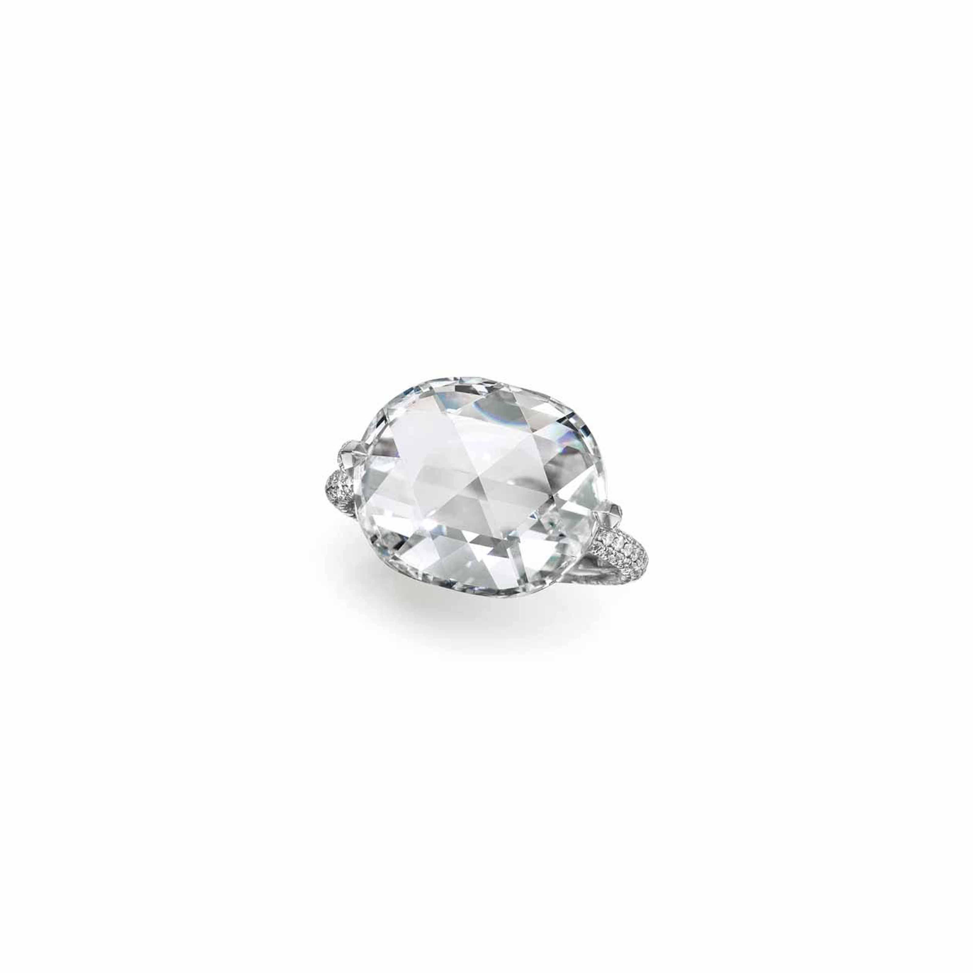 SABBADINI. A DIAMOND RING
