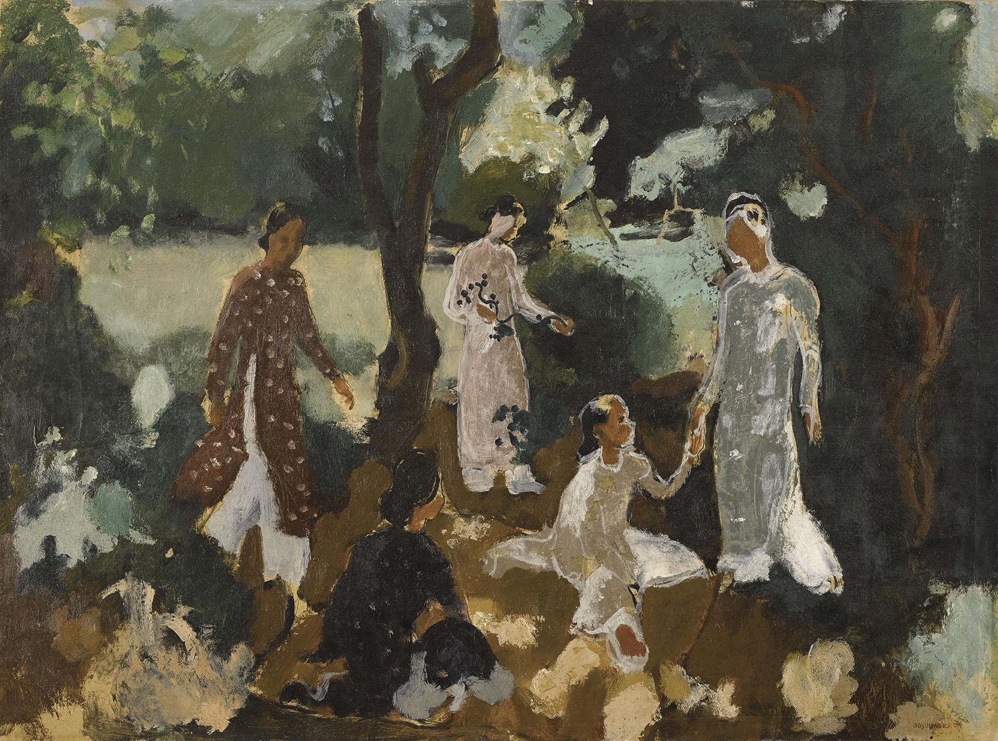 Réunion de Femmes (Gathering of the Ladies)