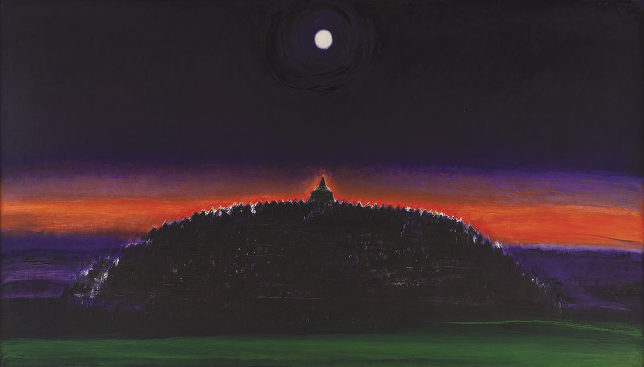 Borobudur: Prosperity of Soul