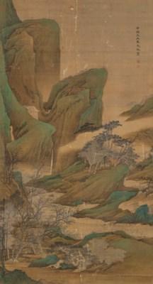 MA YUANQIN (18TH CENTURY)