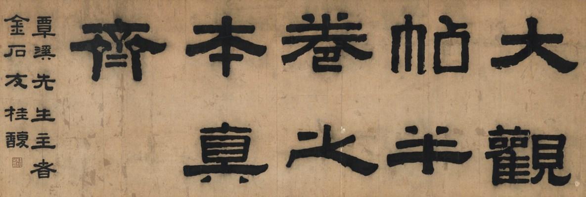 GUI FU (1736-1805)