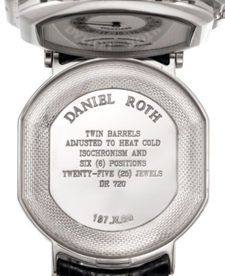 DANIEL ROTH. A VERY FINE AND R