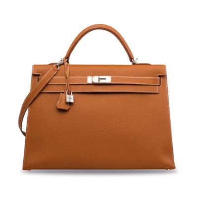 A GOLD FJORD LEATHER SELLIER M